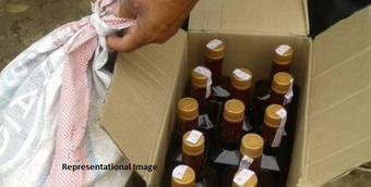 Huge quantity of fake foreign liquor seized in Mayurbhanj, one held