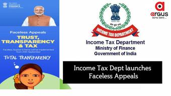 Income Tax Dept launches Faceless Appeals