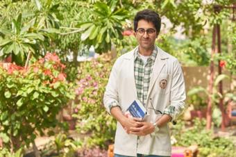 Ayushmann Khurrana posts 'DoctorG' first look from film set