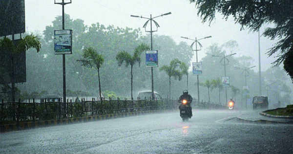 Rains likely to occur 10 districts in Odisha in next 24 hours