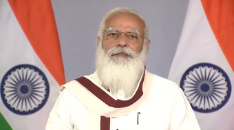 PM condoles loss of lives in hospital fire at Bharuch