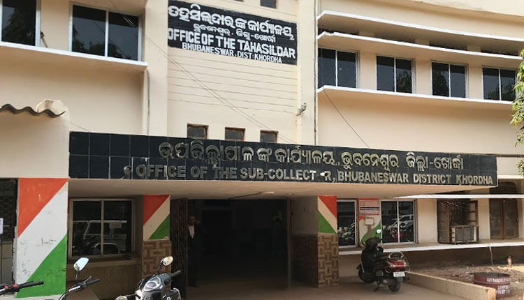 Bhubaneswar Sub-Collector, Tehsil offices sealed on detection of Covid cases