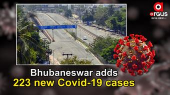 Bhubaneswar reports 223 new Covid-19 cases; Active cases stand at 2,595