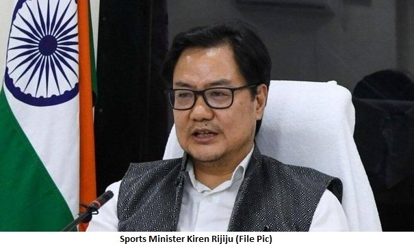21 new disciplines included for Central Government Jobs under sports quota: Kiren Rijiju