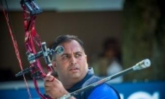 India beat Thailand to reach quarters in mixed team compound archery