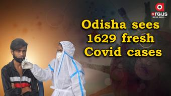 Odisha sees 1,629 new Covid cases in last 24 hours; tally mounts to 9,70,814