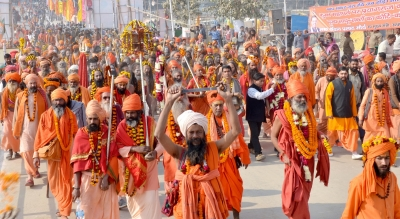 PM appeals for symbolic 'Kumbh Mela' to strengthen fight against Covid