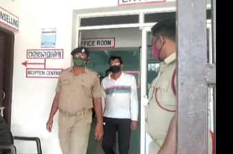 Sarpanch arrested for swindling government fund in Nayagarh