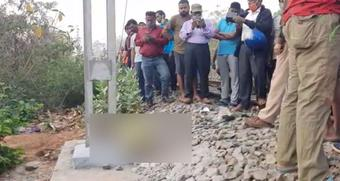 Miscreant dies of electrocution while stealing Railway electric wire