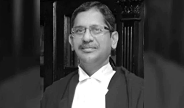 President appoints Justice NV Ramana as next Chief Justice of India