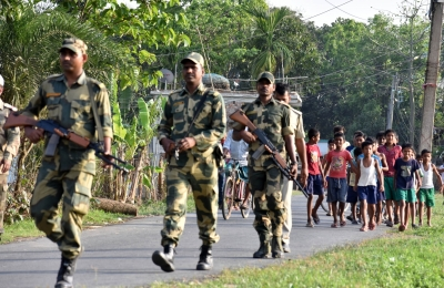 BSF nabs Chinese national from near Bengal border