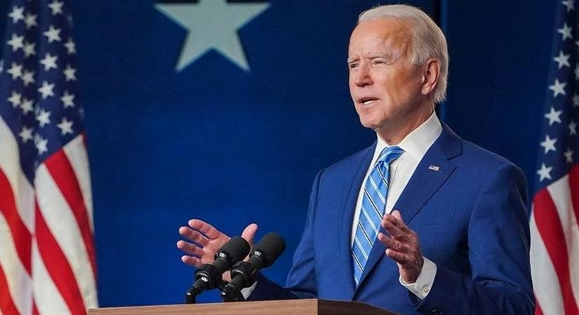 Biden urges Senate to quickly pass $1.9trn relief package
