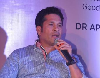 Tendulkar donates Rs 1 crore to 'Mission Oxygen'