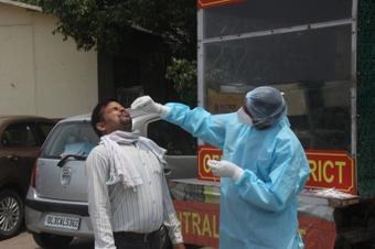 Over 1.14L Covid cases in India, lowest spike in 59 days
