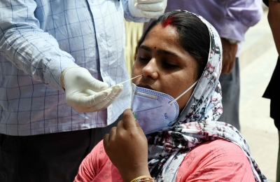 1.32 lakh Covid cases, 3,207 deaths in India in 24 hrs