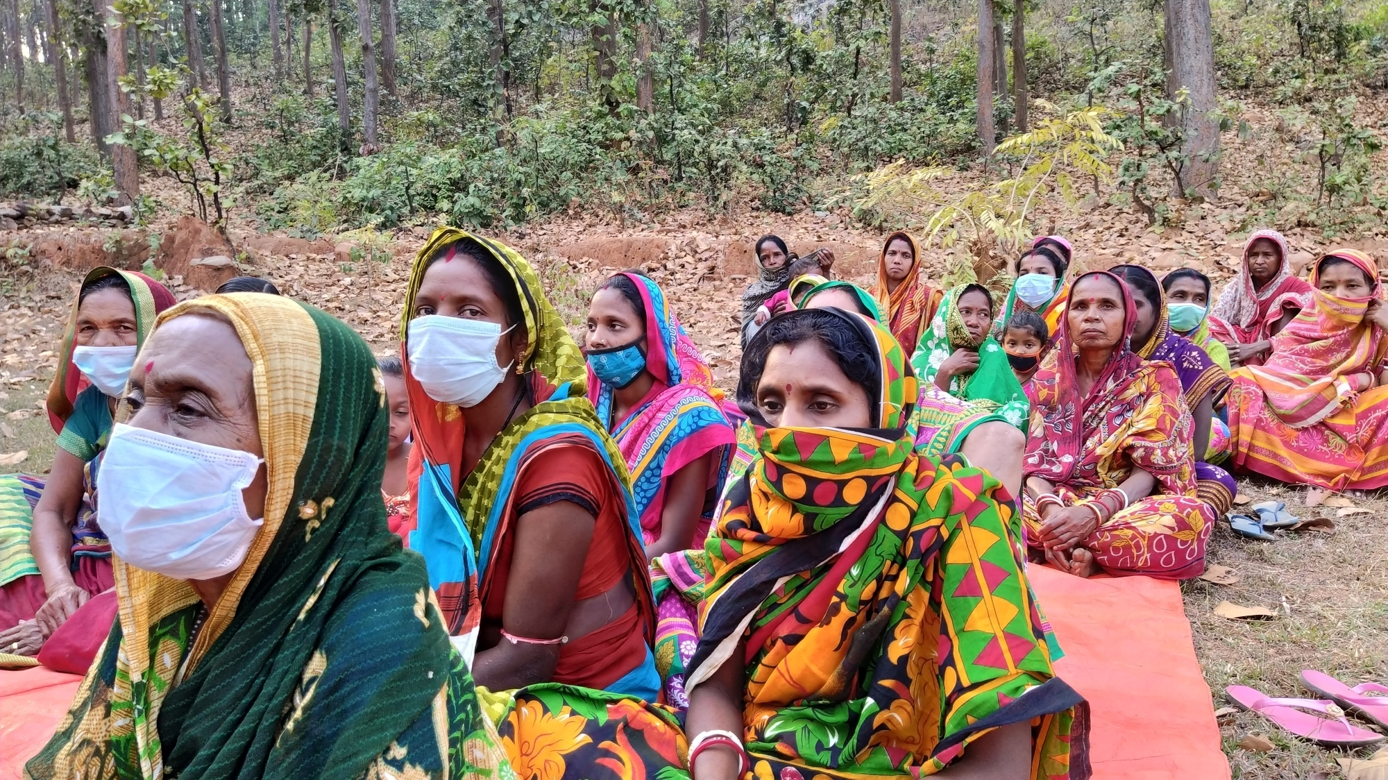 Odisha women with stick & undying resolve lead as Green Warriors