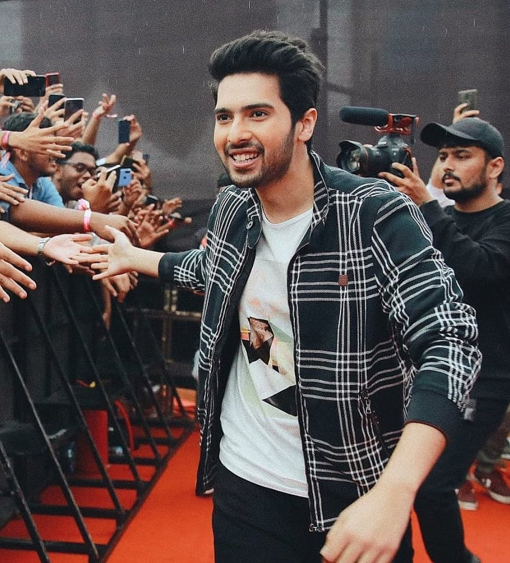 Armaan Malik: It's been so long since I've hung out with my fans