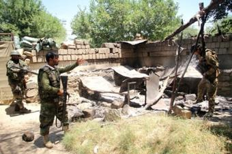 Taliban gains ground as 2 more Afghan districts fall