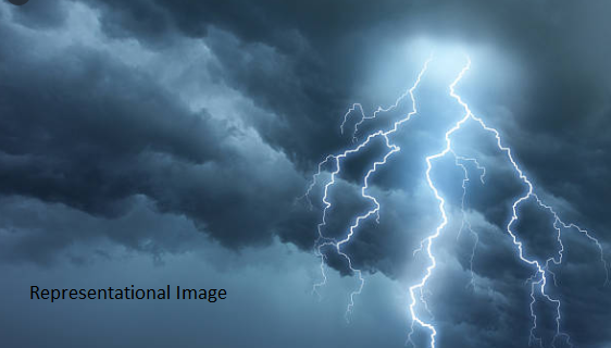 Thunderstorm warning issued for 7 districts of Odisha