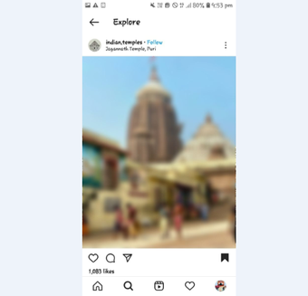 Photographs taken inside Puri Srimandir go viral on Instagram