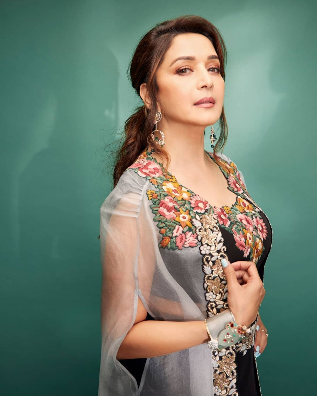 Madhuri Dixit: Heartbreaking to see pandemic taking over our lives yet again