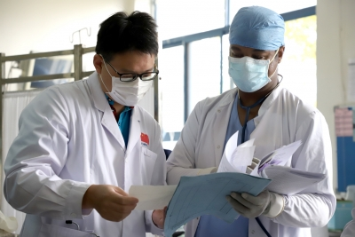 Chinese mainland reports 10 new locally transmitted Covid cases