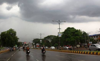Light rain to occur in 16 districts in next 24 hrs