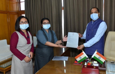 Tibetans thank Himachal for supporting them