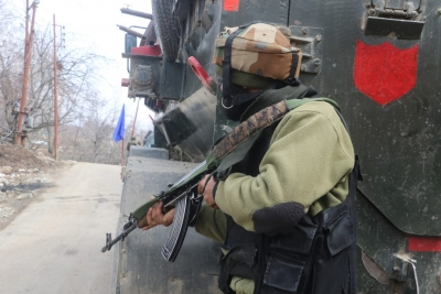 5 terrorists killed in Kashmir's Shopian district