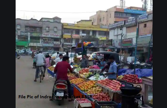 Indradhanu market in Bhubaneswar sealed for violating Covid-19 norms