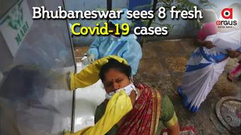 Bhubaneswar reports 8 new Covid-19 cases, 5 recoveries