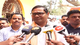 BJD divided on bus terminal project site!
