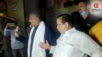 Odisha Congress infighting intensifies as clash breaks out in presence of OPCC president