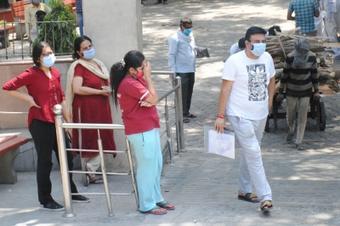 Delhi reports lowest daily Covid cases since March