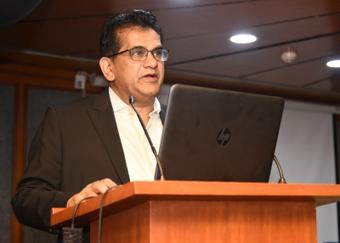 Adequate Covid vaccines from August onward: NITI Aayog CEO
