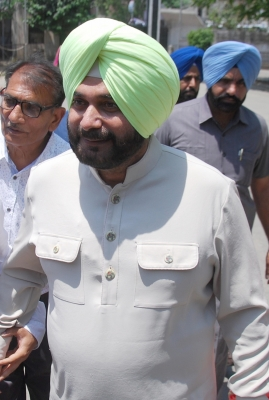 Sidhu likely to become Punjab State President of Congress