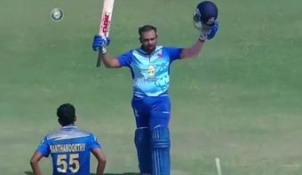 Shaw becomes 8th Indian to score double ton in 50-over cricket