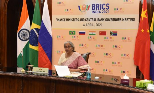 India hosts 1st Meeting of BRICS Finance Ministers and Central Bank Governors