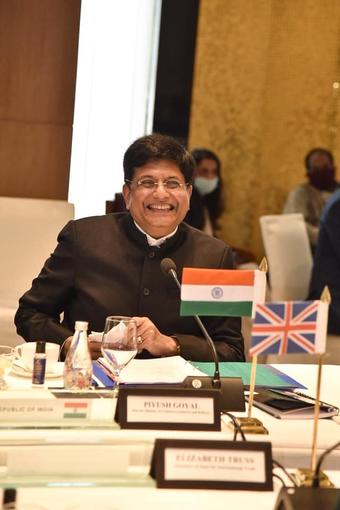 Goyal invites US firms to manufacture in India