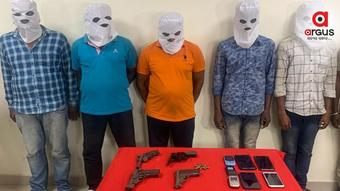 Gang of 5 robbers arrested in Odisha
