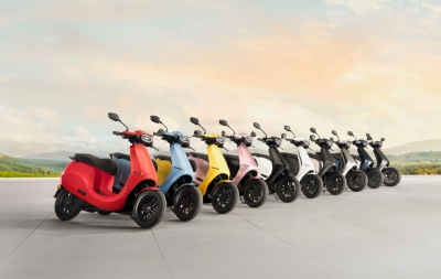 Ola Electric continues record run, sells scooters worth Rs 1,100 cr in 2 days