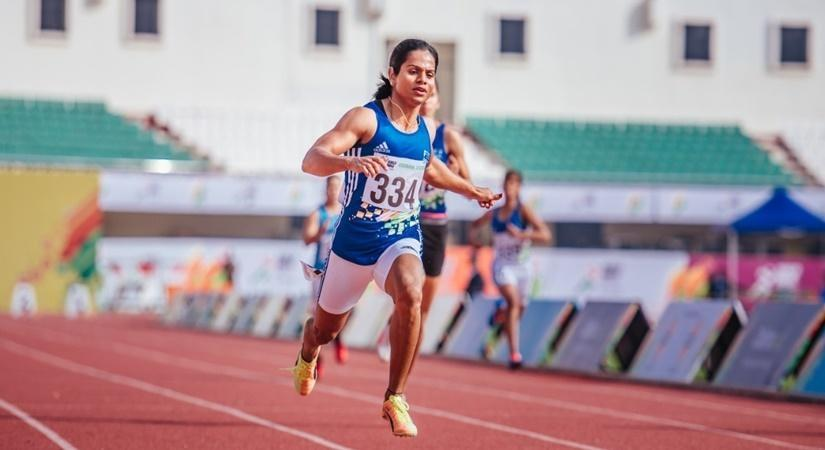 Dutee Chand: Every girl is a leader waiting to happen