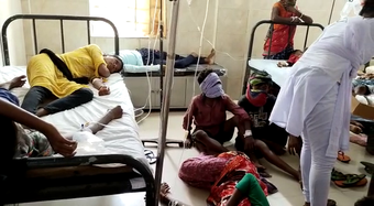 Over 100 taken ill after consuming 'lassi' in Malkangiri
