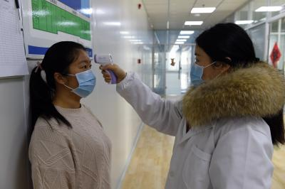 3rd locally-transmitted Covid case reported in China