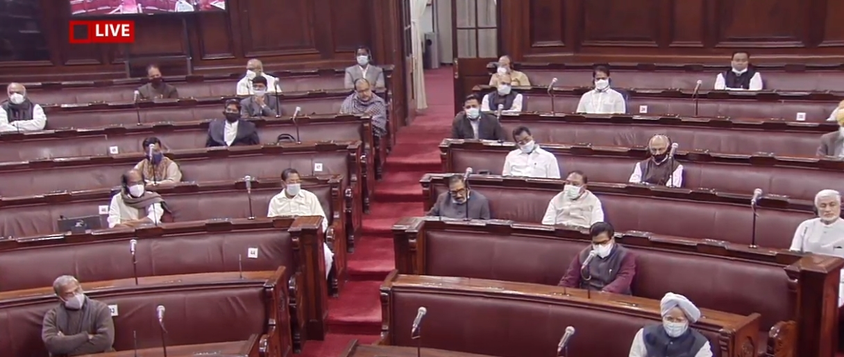 LS passes Bill to merge J&K cadre with AGMUT for civil services