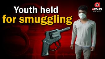 Youth arrested for firearms smuggling in Bhubaneswar