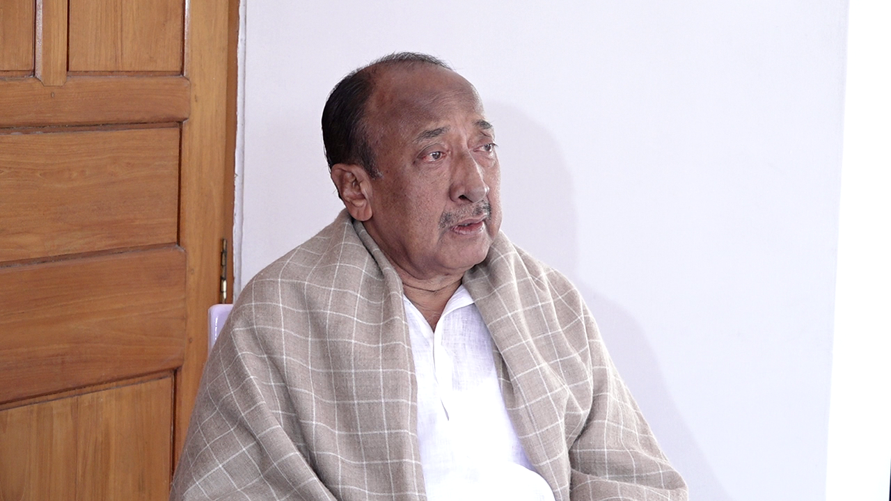 Mahanadi has dried, Odisha Govt must rise to prompt action, says Bijoy Mohapatra