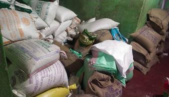 PDS rice, wheat seized in Ganjam; two held