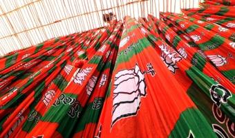 BJP reached out to people in 2L villages on Modi govt's 7th anniv