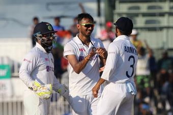 2nd Test: India roar to 317-run win vs England, level series 1-1